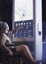 smart kiosk Bell Canada