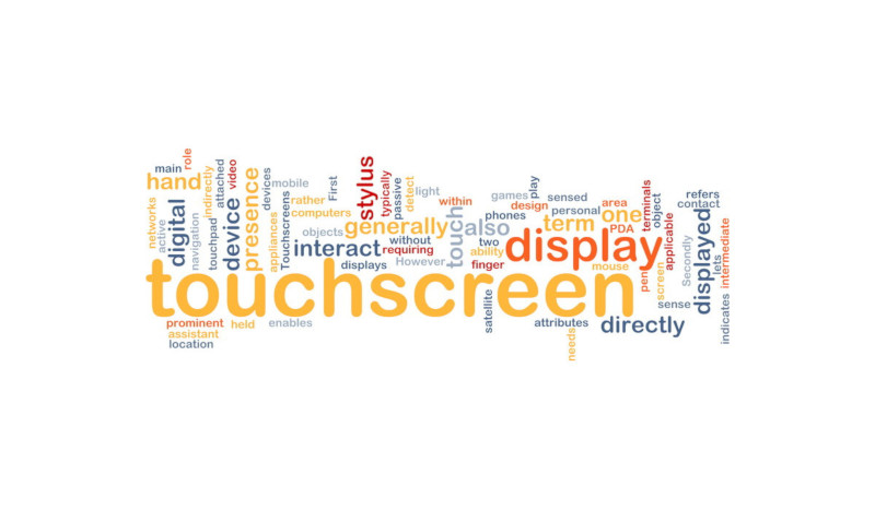 Touchscreen Surface Treatments