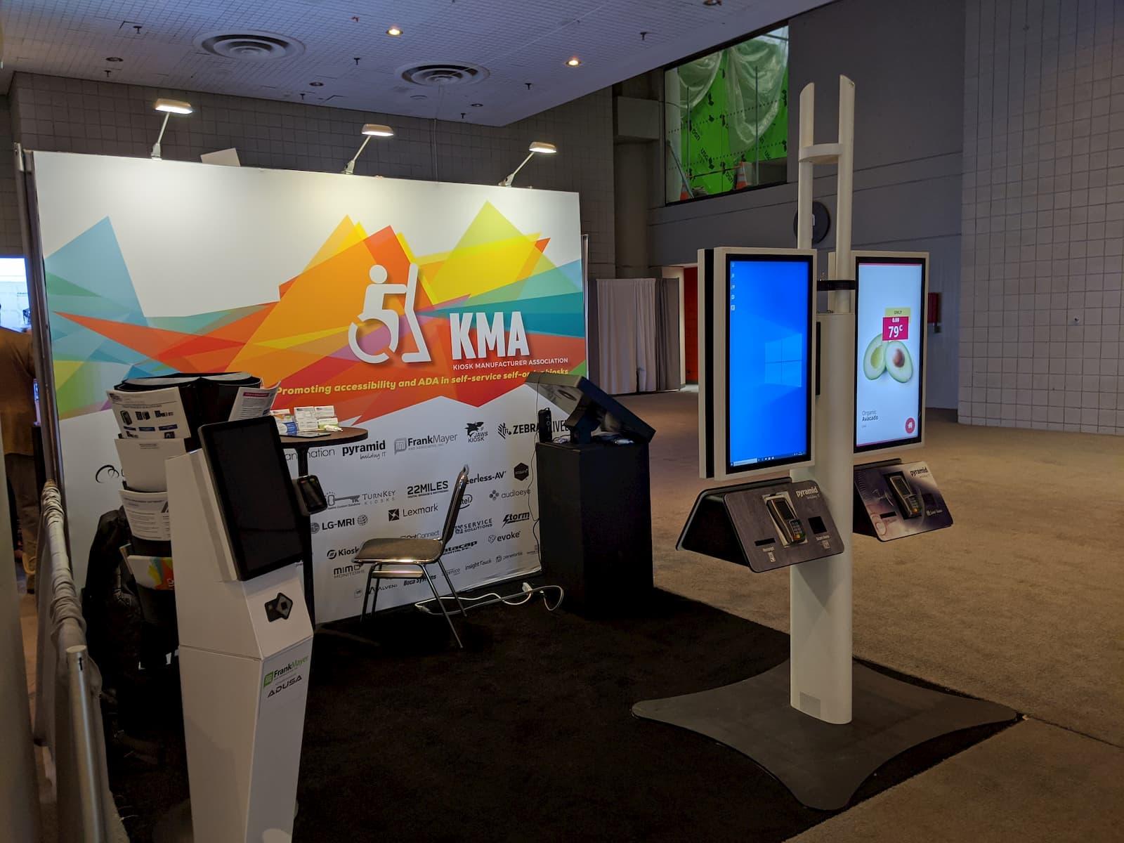Kiosk Tradeshow NRF 2020 Wrap