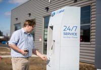 Ford Gomoto dealership kiosk