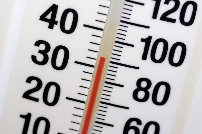 temperature kiosk