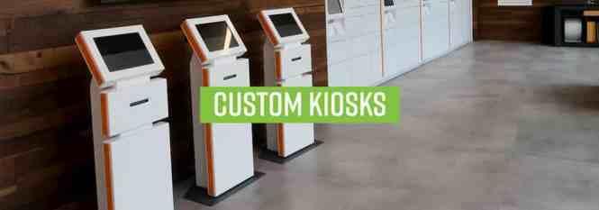 Frank Mayer Custom Kiosks