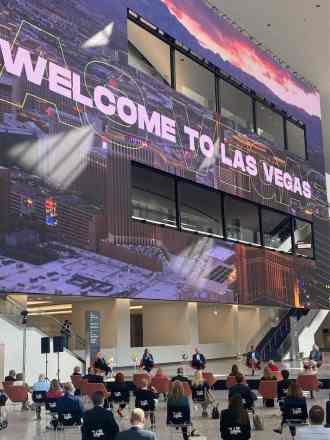 LVCC LED digital signage