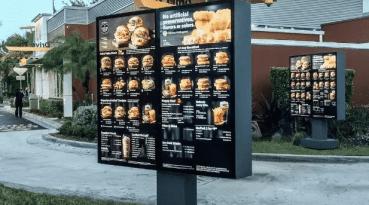 Drive Thru Keyser McDonalds