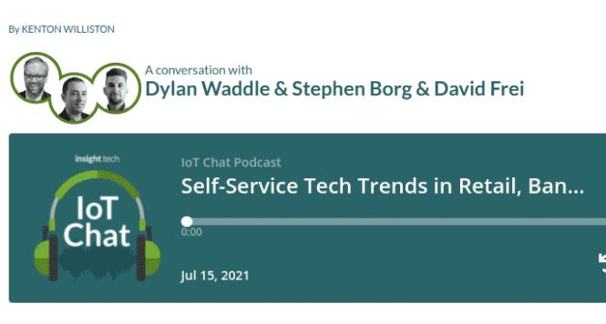 Self Service Trends Pyramid