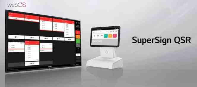 supersign digital signage software solution