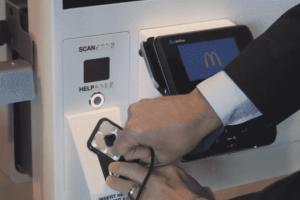 McDonalds Kiosk ADA