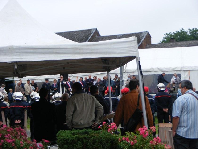 Inauguration du Kiosque Photo Michèle Wittrant