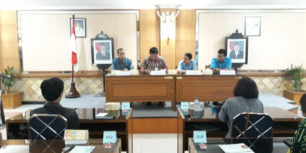 Pelaksanaan Psikotest dan Dinamika Kelompok Calon Anggota KIP Prov. Jateng Periode 2018-2022 di BKD Prov Jateng