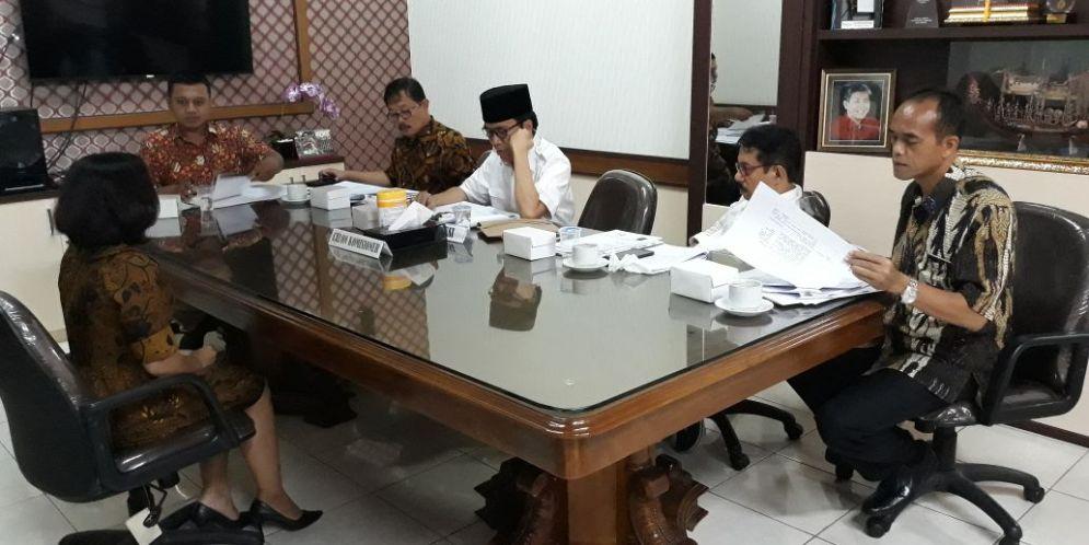 Hari ke 2 Pelaksanaan Wawancara Calon Anggota Komisi Informasi Prov. Jateng Periode 2018-2022