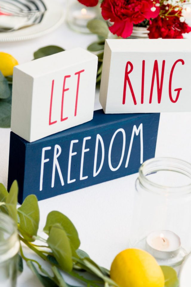 4th of July Let Freedom Ring