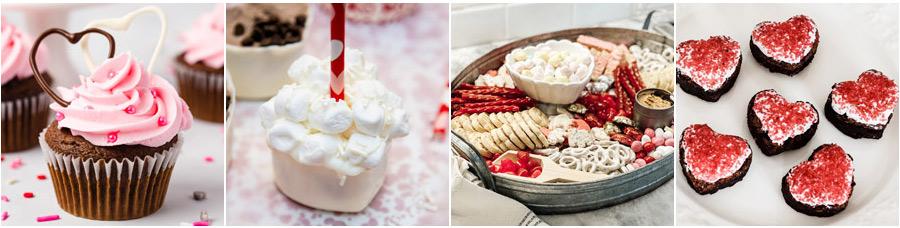Valentine's recipe ideas