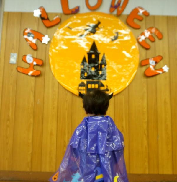 ハロウィン 子供イベント