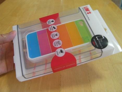 Ultimate rainbow caseパッケージ