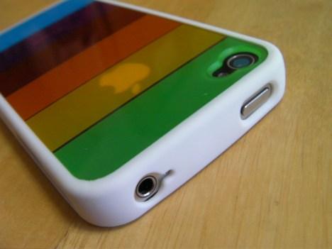 Ultimate rainbow case 上部