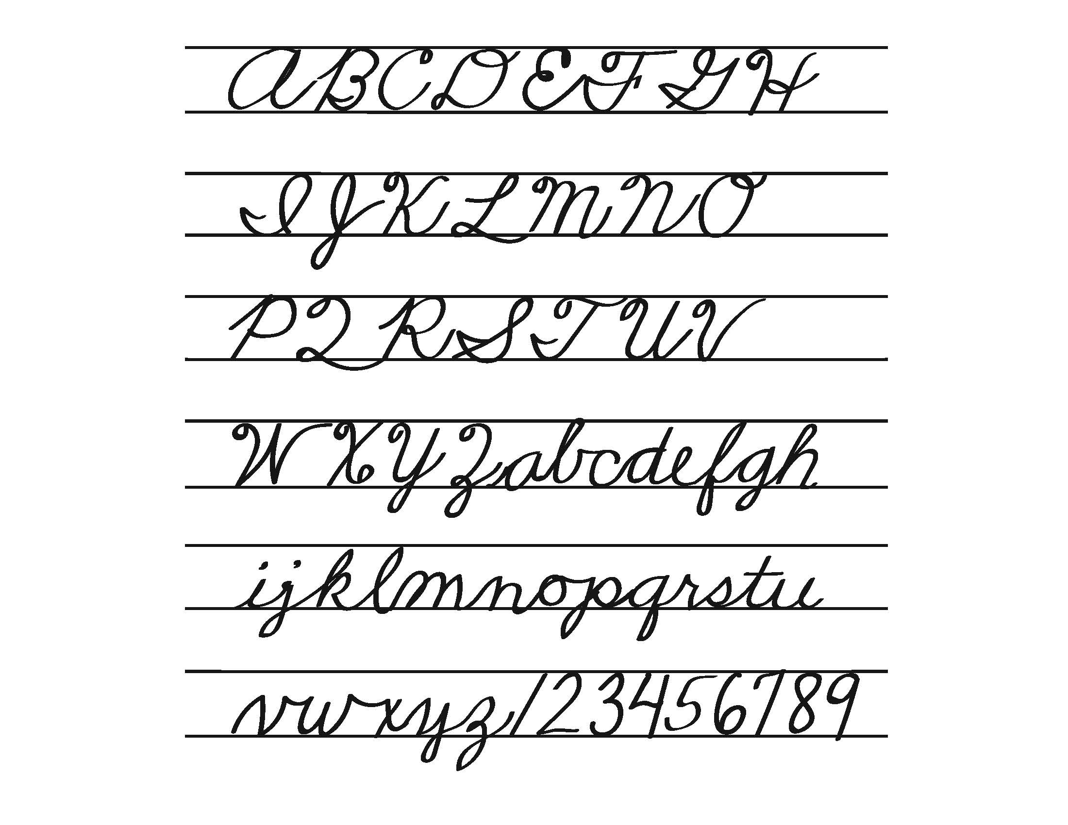 The Art Of The Handwritten Letterform