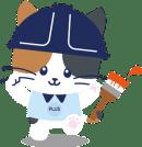 徳島の屋根外壁塗装専門店,キャラクター