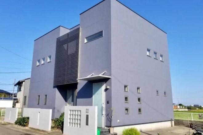 徳島県阿南市の屋根外壁塗装後,煌工房