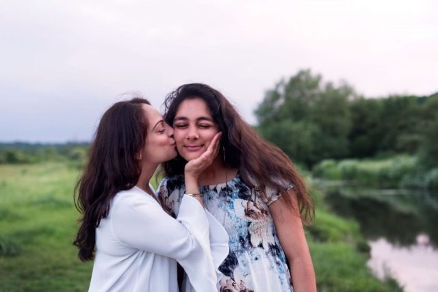 Kiran & Khushi