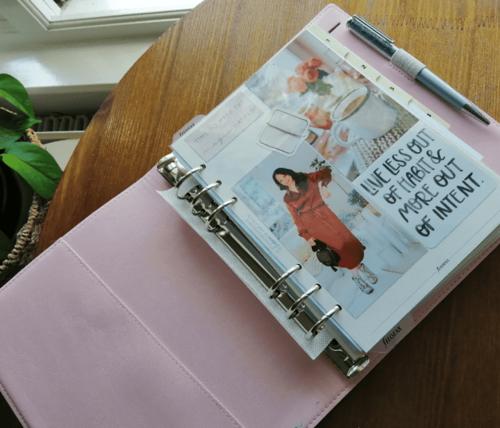 How to create a Journaling Practice