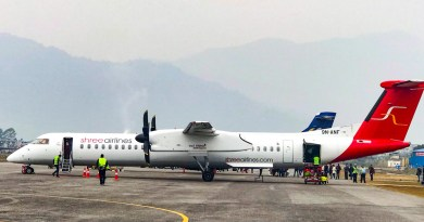 Image for 9N-ANF Dash 8 Aircraft