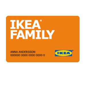 IKEA FAMILY 画像