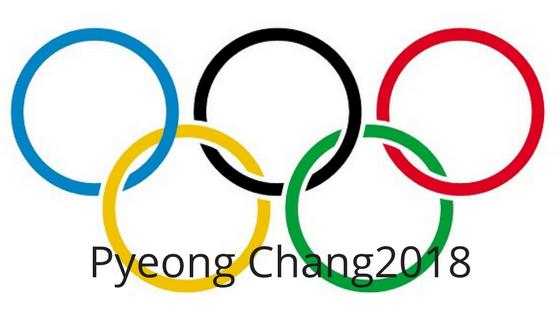 Pyong Chang2018画像