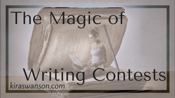 The Magic of Writing Contests