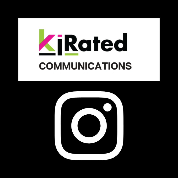 Stay up to date & follow Kirated Communications Social Media Feeds on instagram
