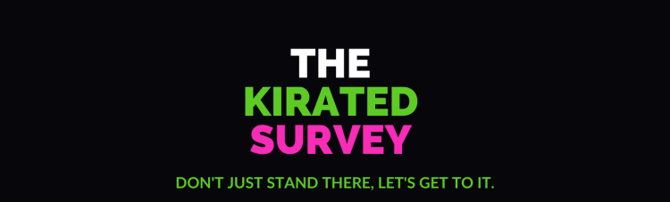 Looking for ROI on your marketing? Take the KIRATED MARKETING FOR GROWTH SURVEY