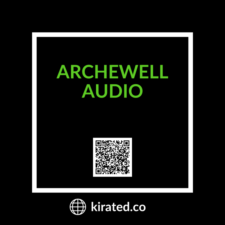 PODCAST: Archwell-Audio with QR CODE TOP PODCASTS