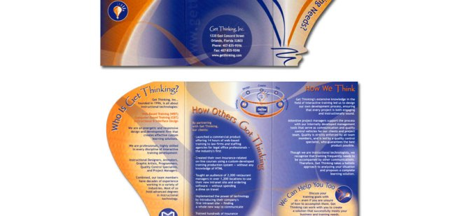 Get Thinking Brochure