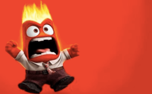stop being so angry