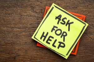 2 reasons to ask for help