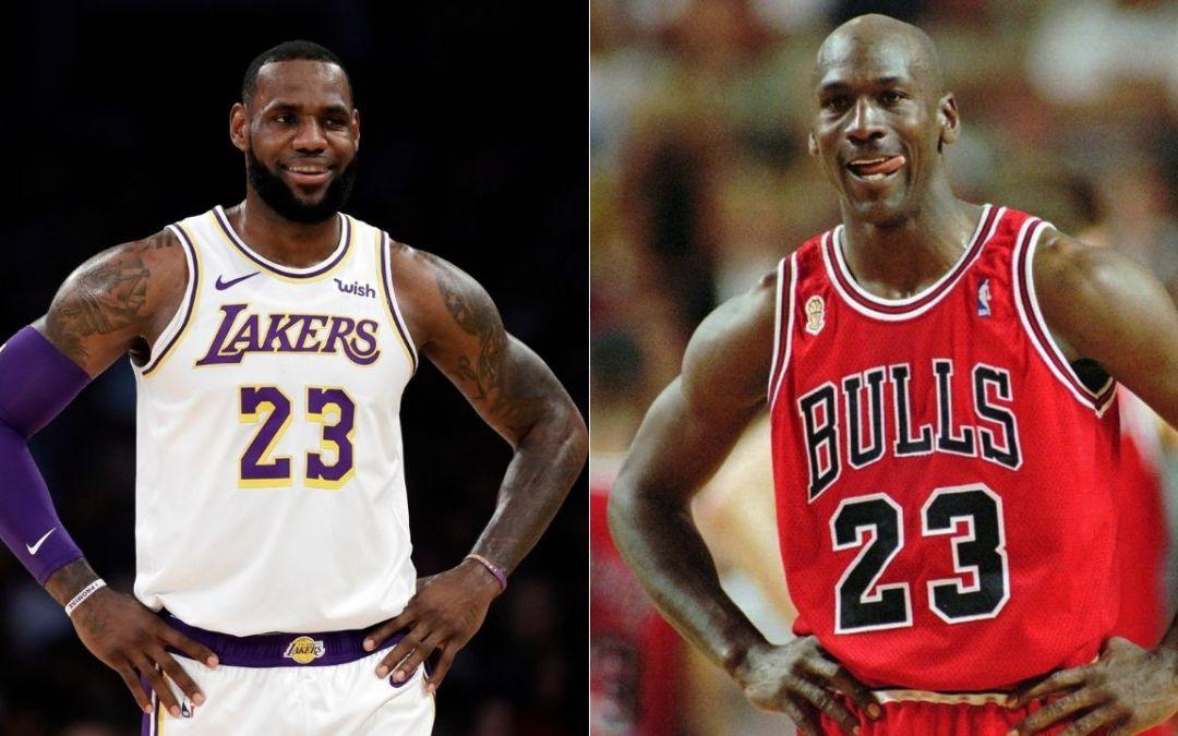 Stop Comparing Jordan and Lebron