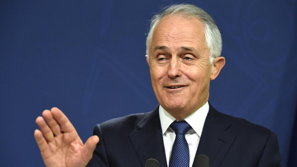 "Quote: Malcolm Turnbull ""The laws of Mathematics will obey Australian Law"""