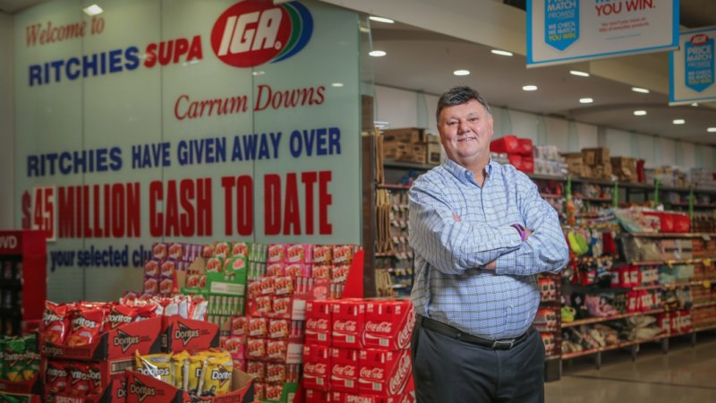 Incident: Details of 6000 supermarket customers at risk after hack | SMH