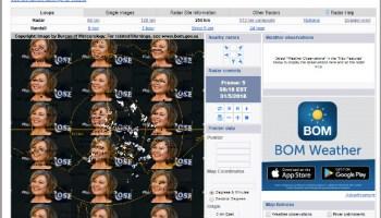 BOM Hacked Roseanne