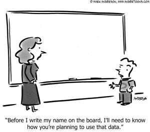 Blackboard Privacy