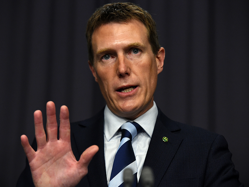 Incident: Australian Attorney-General Christian Porter's office in privacy breach over draft religious discrimination bill email | The Australian