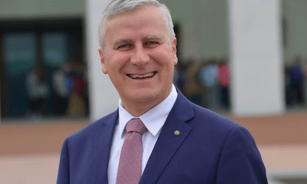 "Quote: Michael McCormack ""Never been a breach, the ABS assures us that this won't happen into the future with this Census"""