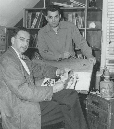 Image result for joe simon and jack kirby