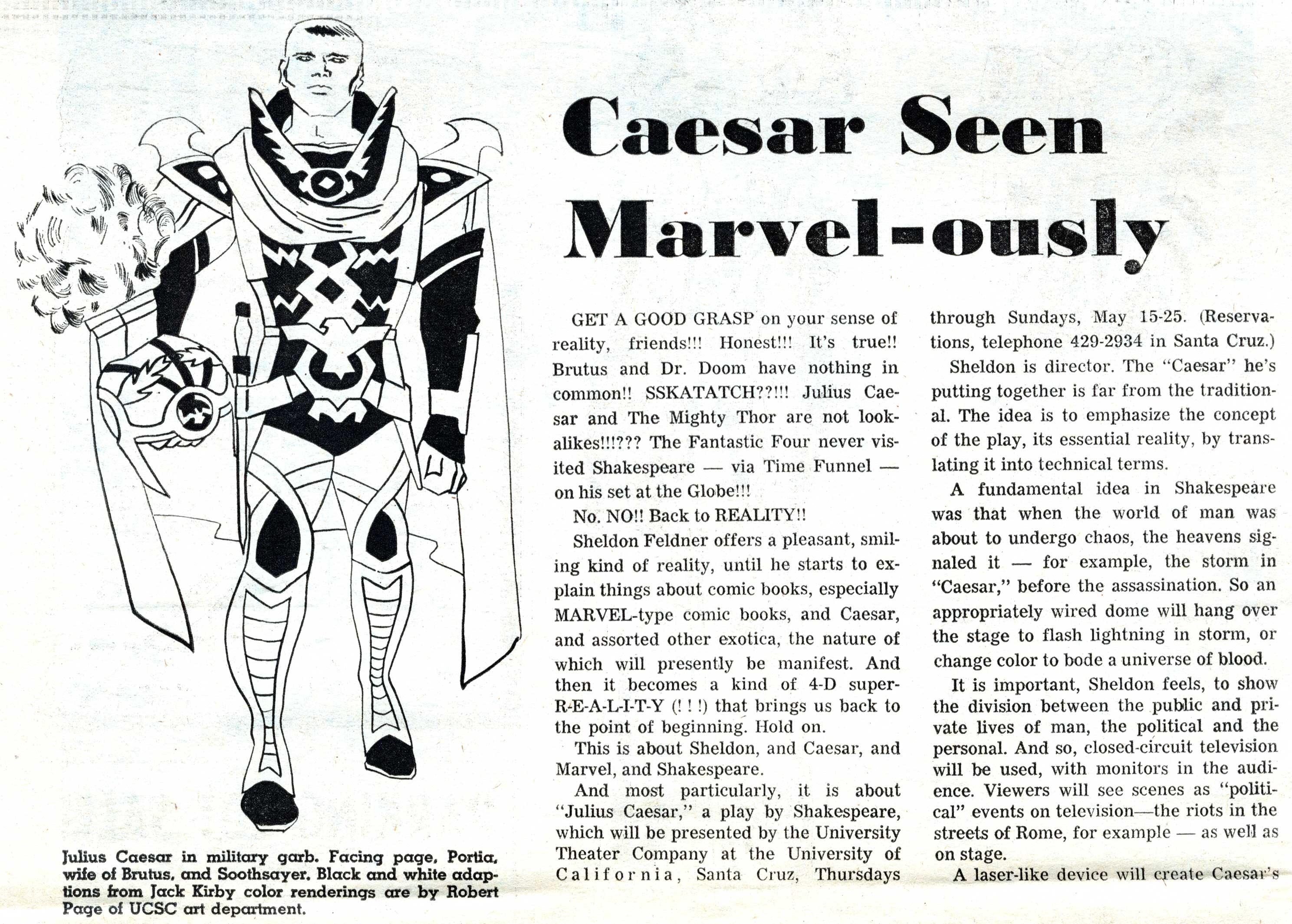 Uncategorized Julius Caesar Coloring Pages 1969 julius caesar costume designs the kirby effect
