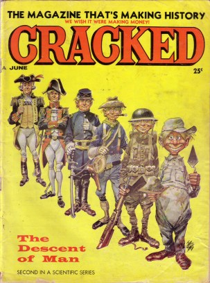 1960 - Cracked 14 cover