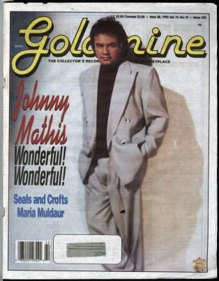 1993 - Goldmine 335 cover