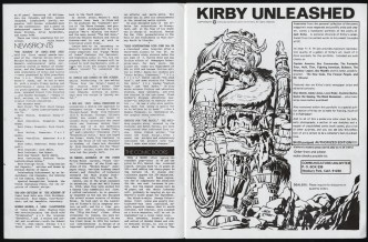 1971 July - Graphic Story World 2 pages 2 and 3