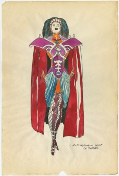 1969 - Calpurnia original art