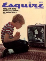 1967 - Esquire 402 cover