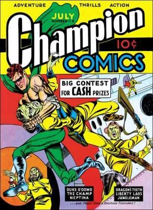 Championcover