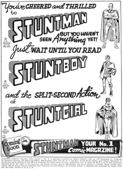 9 - Stuntboy promise
